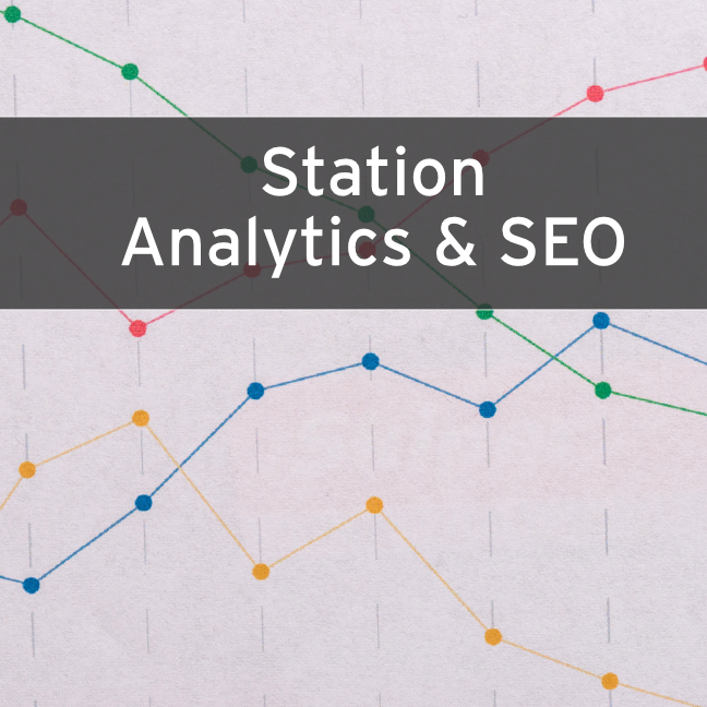 Station Analytics & SEO