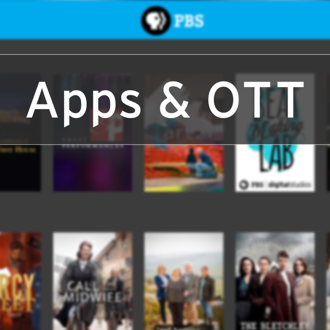 App & OTT (Over the Top)