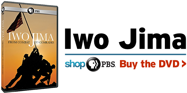 Shop PBS: Iwo Jima: From Combat to Comrades (DVD)