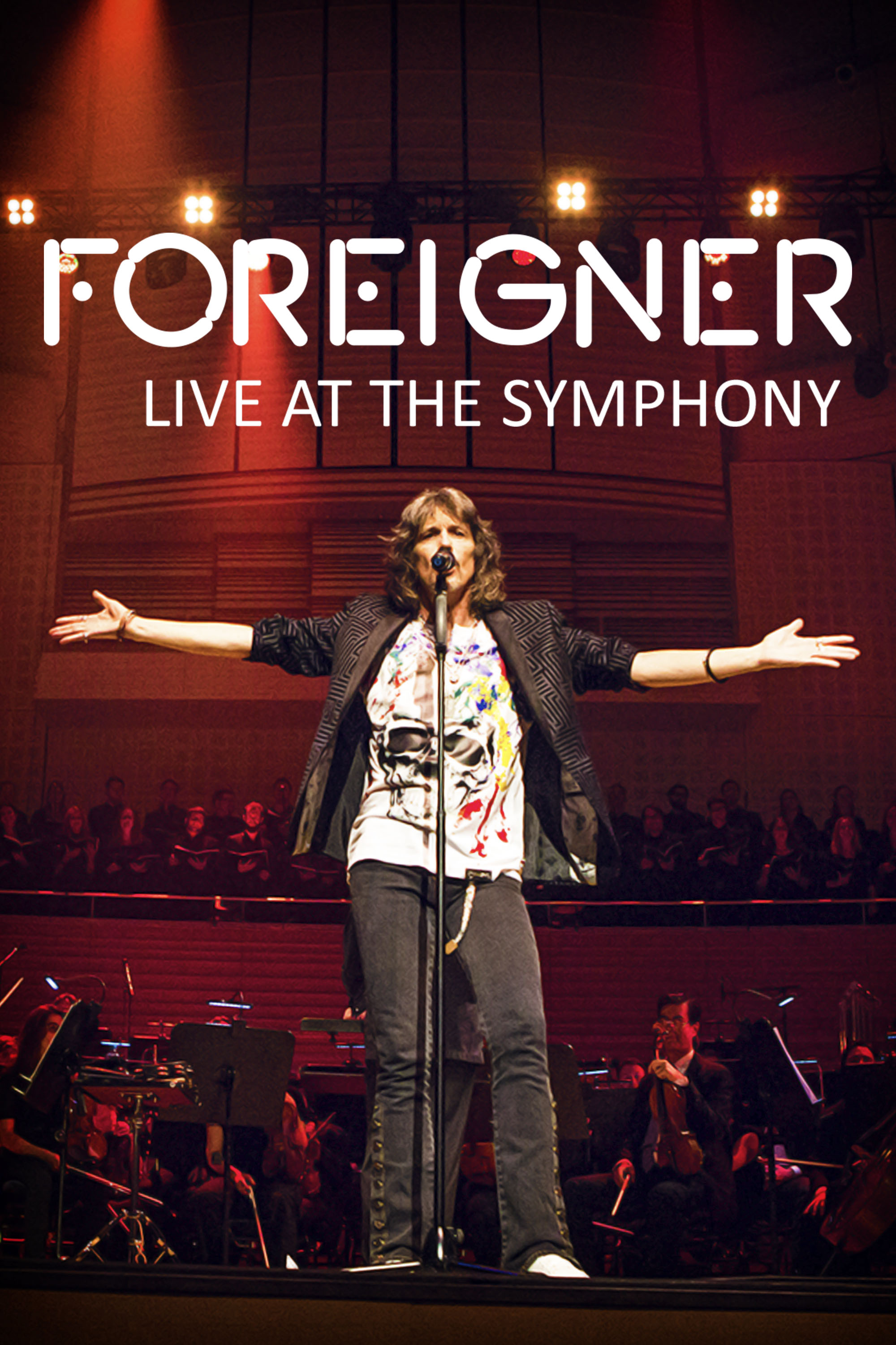 Foreigner Live from the Symphony