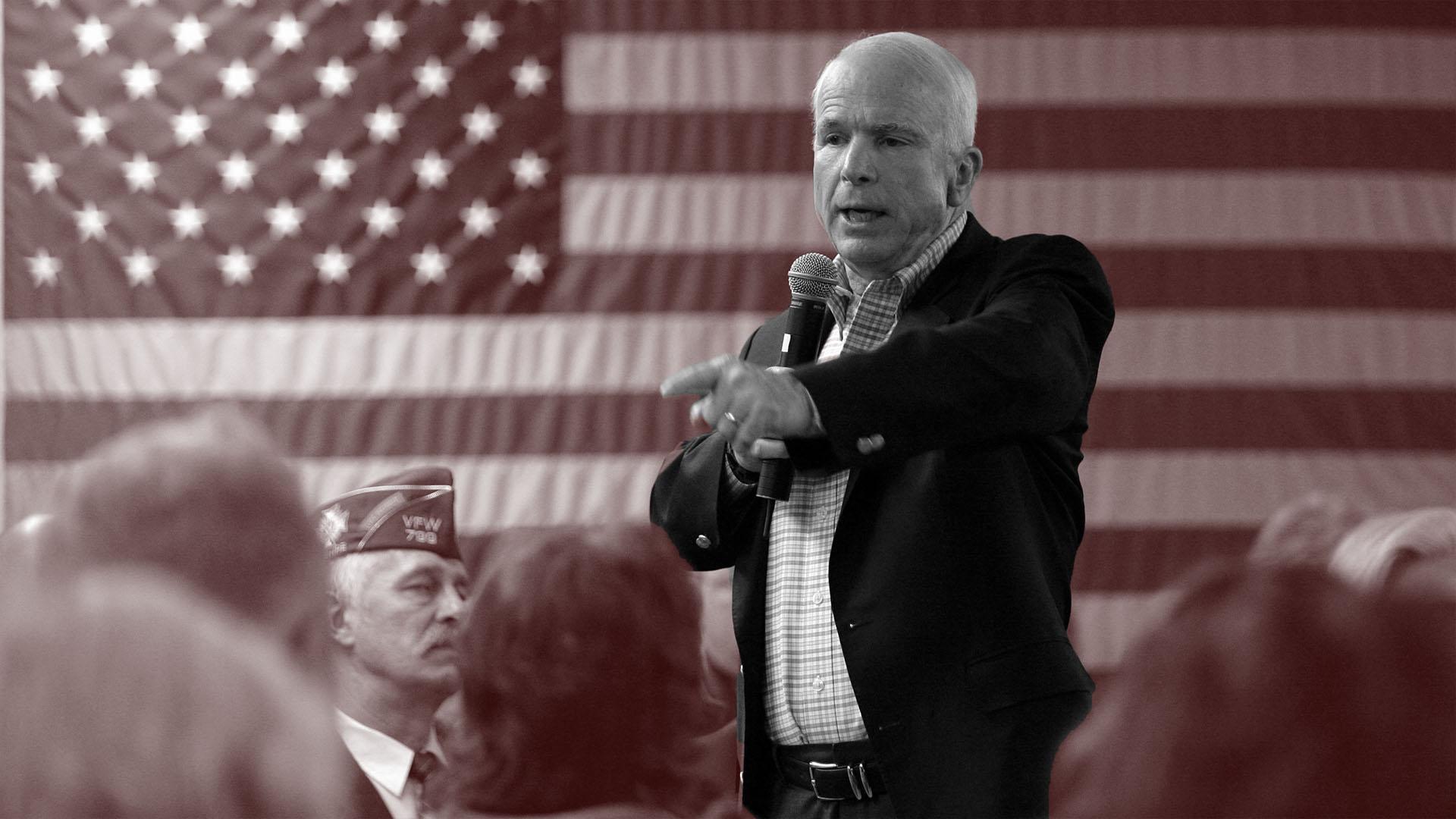 John McCain | Bio & Timeline