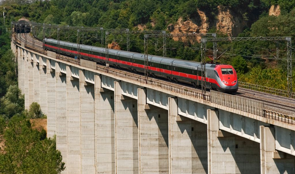 Italy High Speed Rail