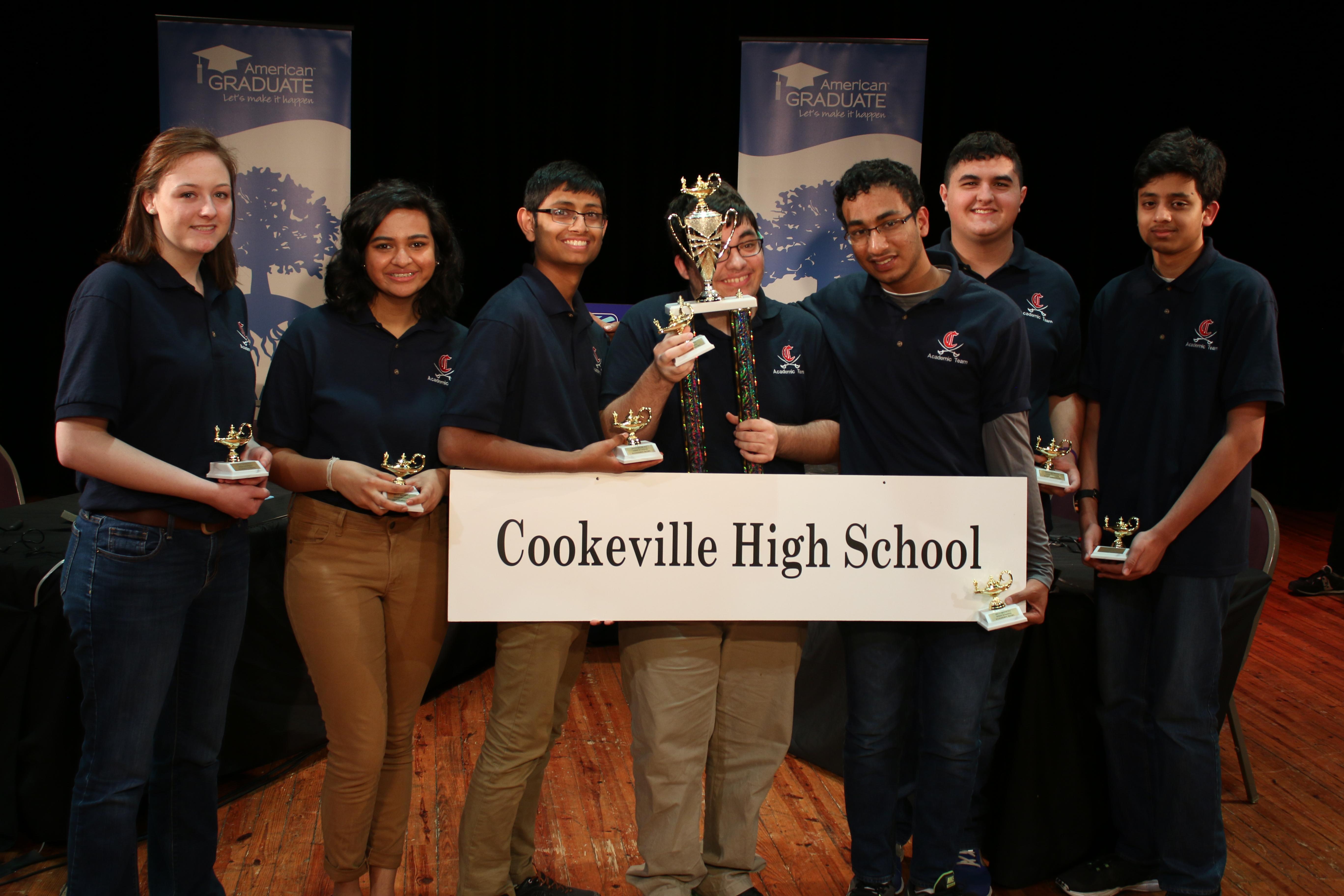 1st Place: Cookeville HS