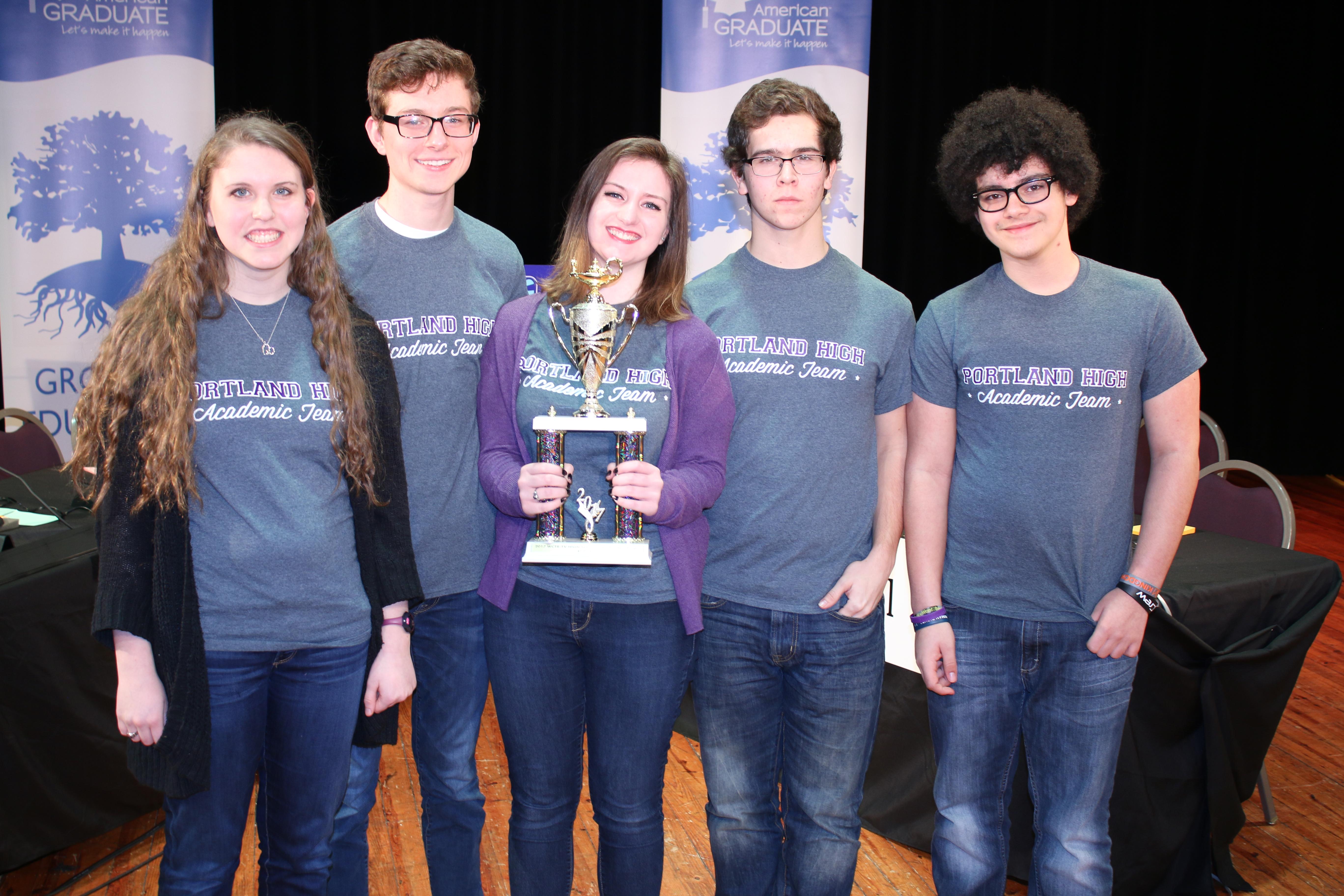 4th Place:  Portland HS