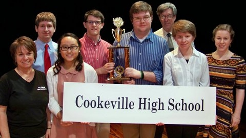 3rd Place - Cookeville High School