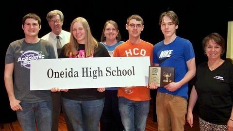 Fred Culp Spirit Award - Oneida High School