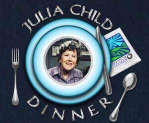 Julia Child Inspired Dinner