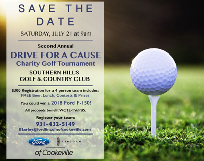 July 21st at 9:00 am at Southern Hills Golf & Country Club