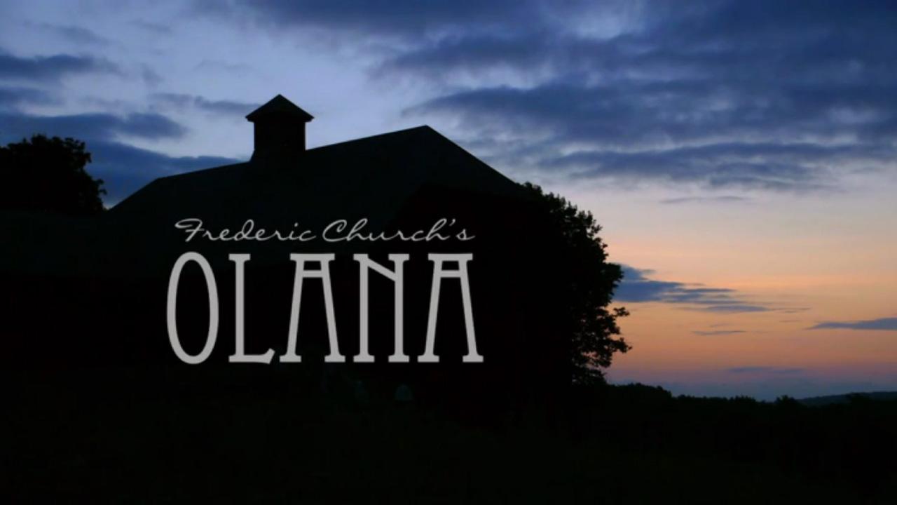 Frederick Church's Olana