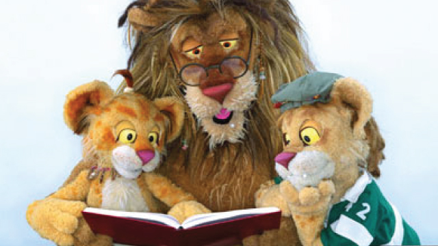 Between the Lions Early Reading Collection
