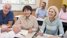 Adult Classes & Tutoring