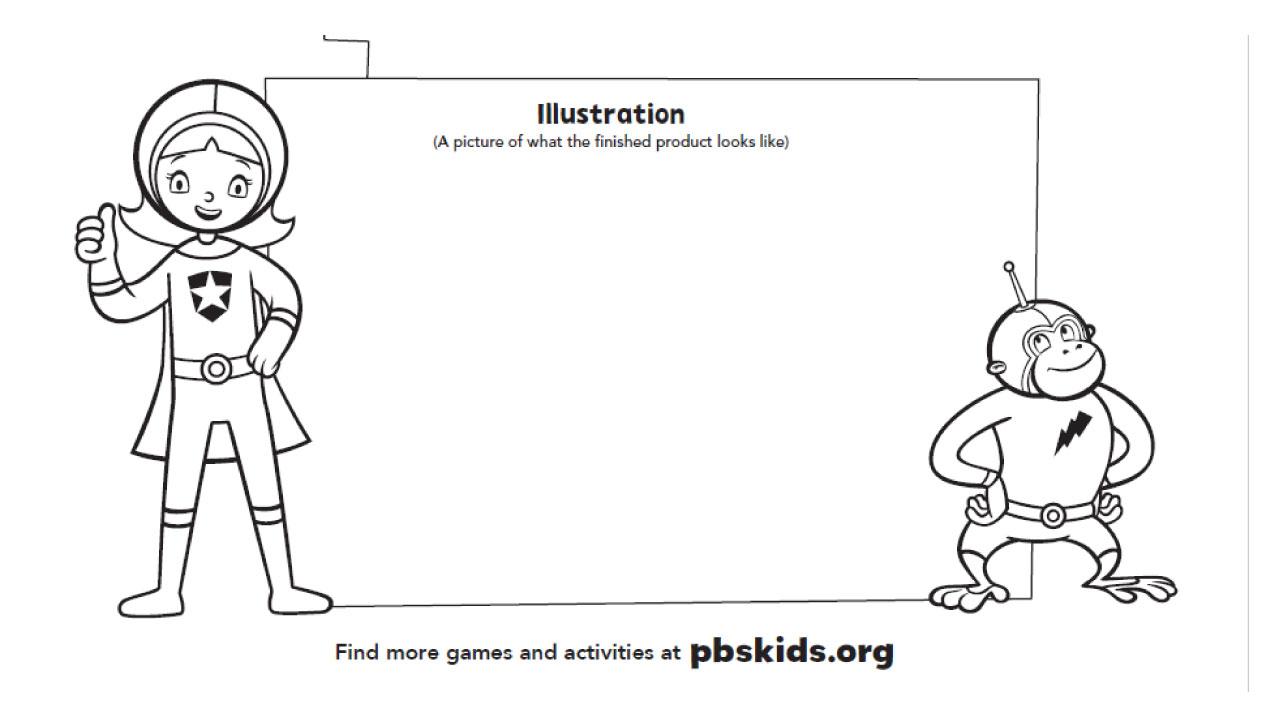 PBS KIDS Super Summer Fun Book (PDF)