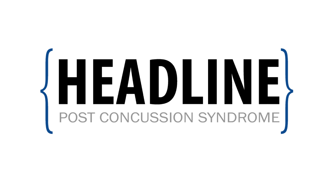 HEADLINE | Post Concussion Syndrome