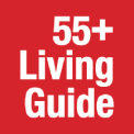 55 Plus Living Guide Logo