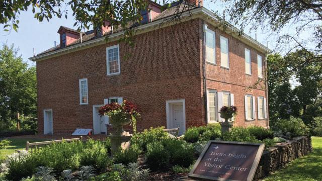 Schuyler Mansion Property
