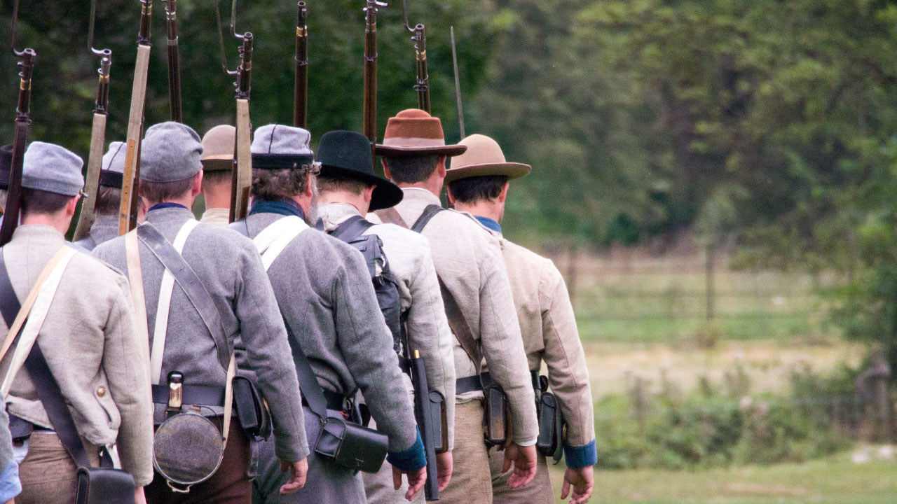 Learn about the first military casualty in U.S. Civil War