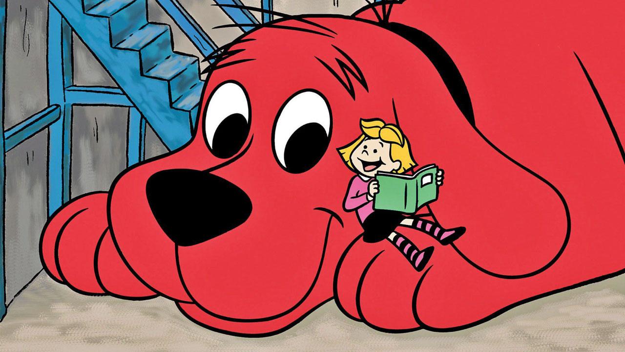 Clifford's Birthday Surprise!