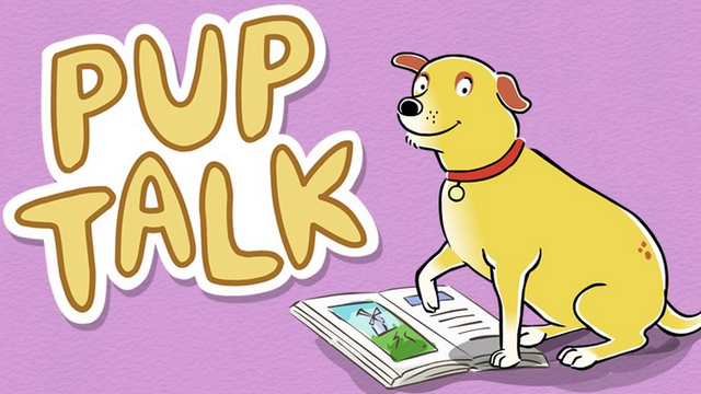 Play Pup Talk!