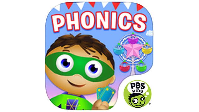 Super Why! Phonics Fair