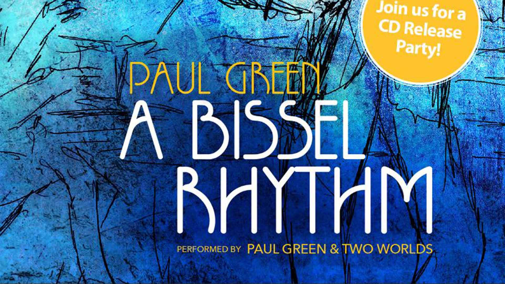 Paul Green on CD Release Party & Performance at Caffe Lena