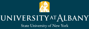University at Albany | State University of New York logo