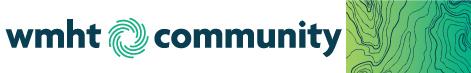 WMHT Community Banner