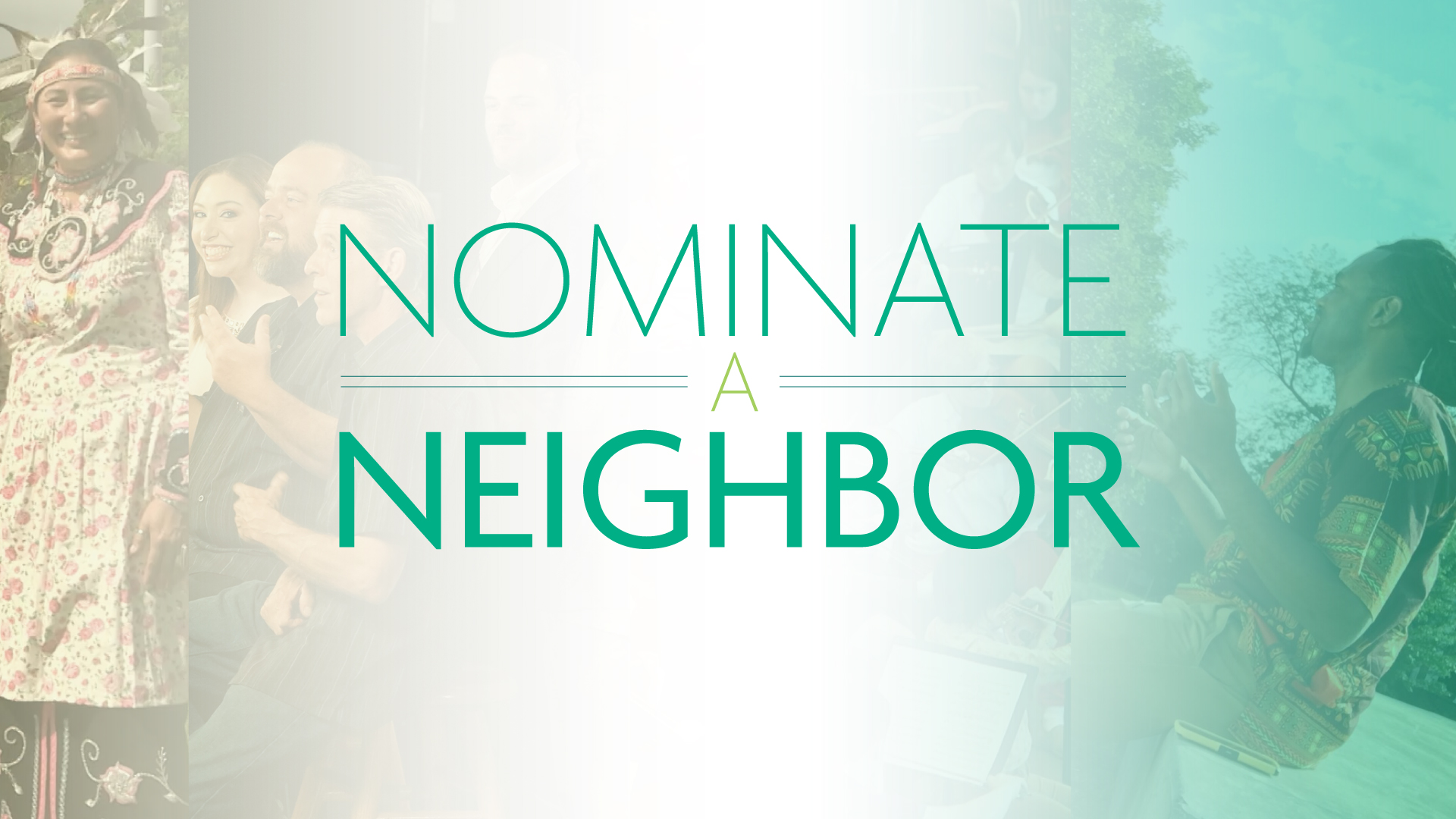 Nominate a Neighbor