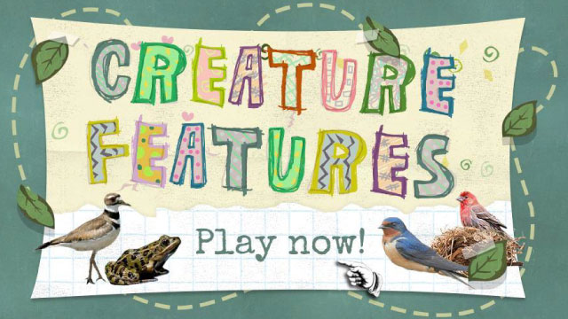 Creature Features Game