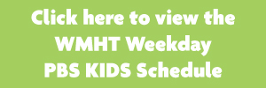 WMHT PBS Kids Weekday Schedule