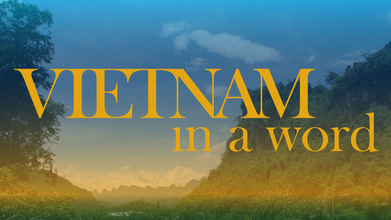 Vietnam: In a Word