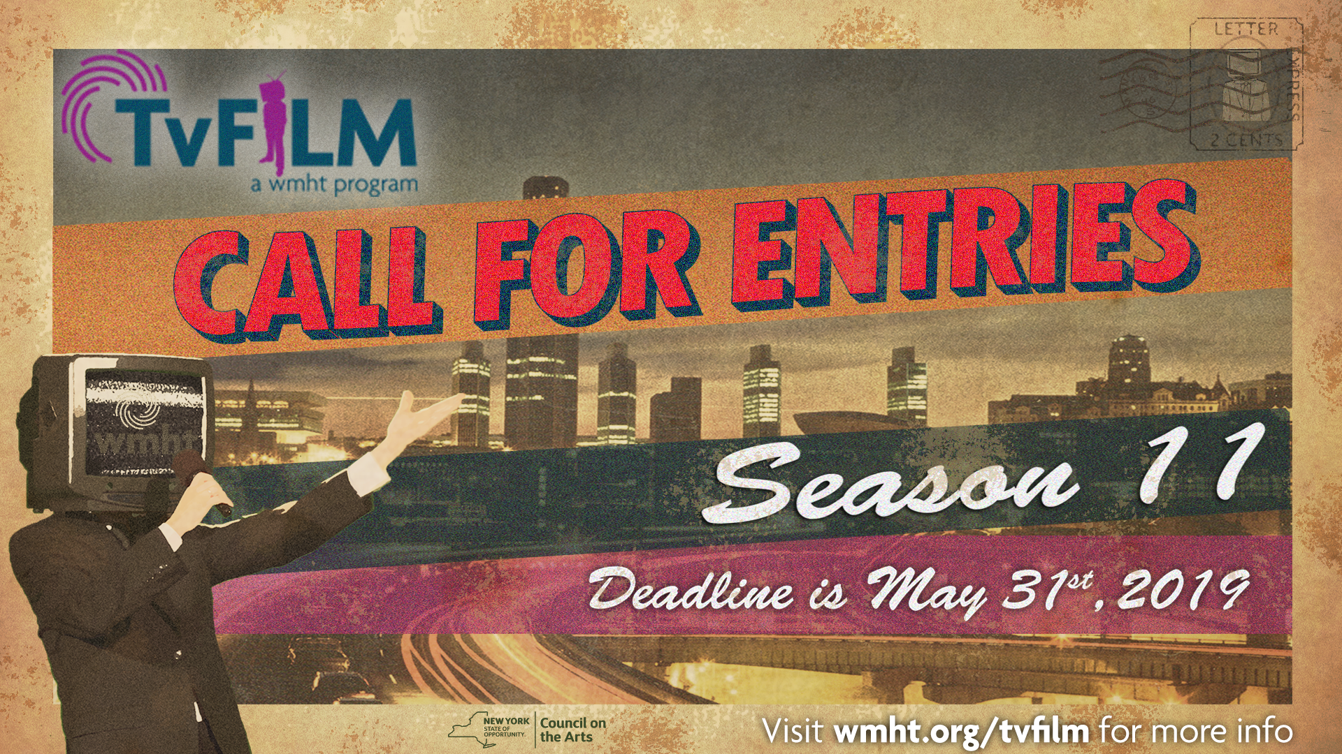 Season 11 | Call for Entries