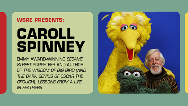 Caroll Spinney - Public Square Speakers Series
