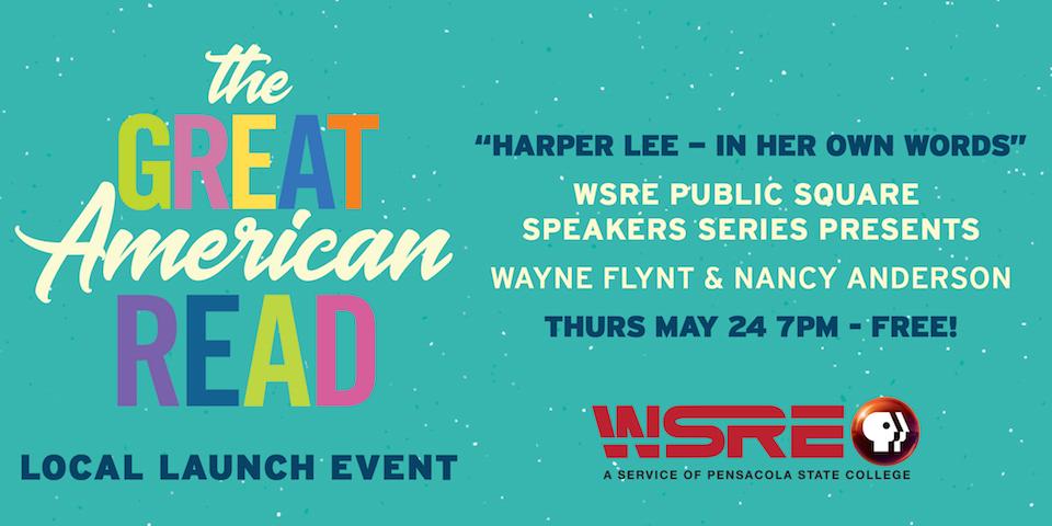 "Public Square Speakers Series: ""Harper Lee—In Her Own Words"""