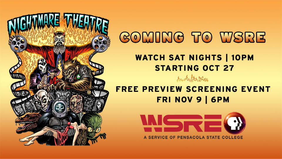 Nightmare Theatre: Preview Screening