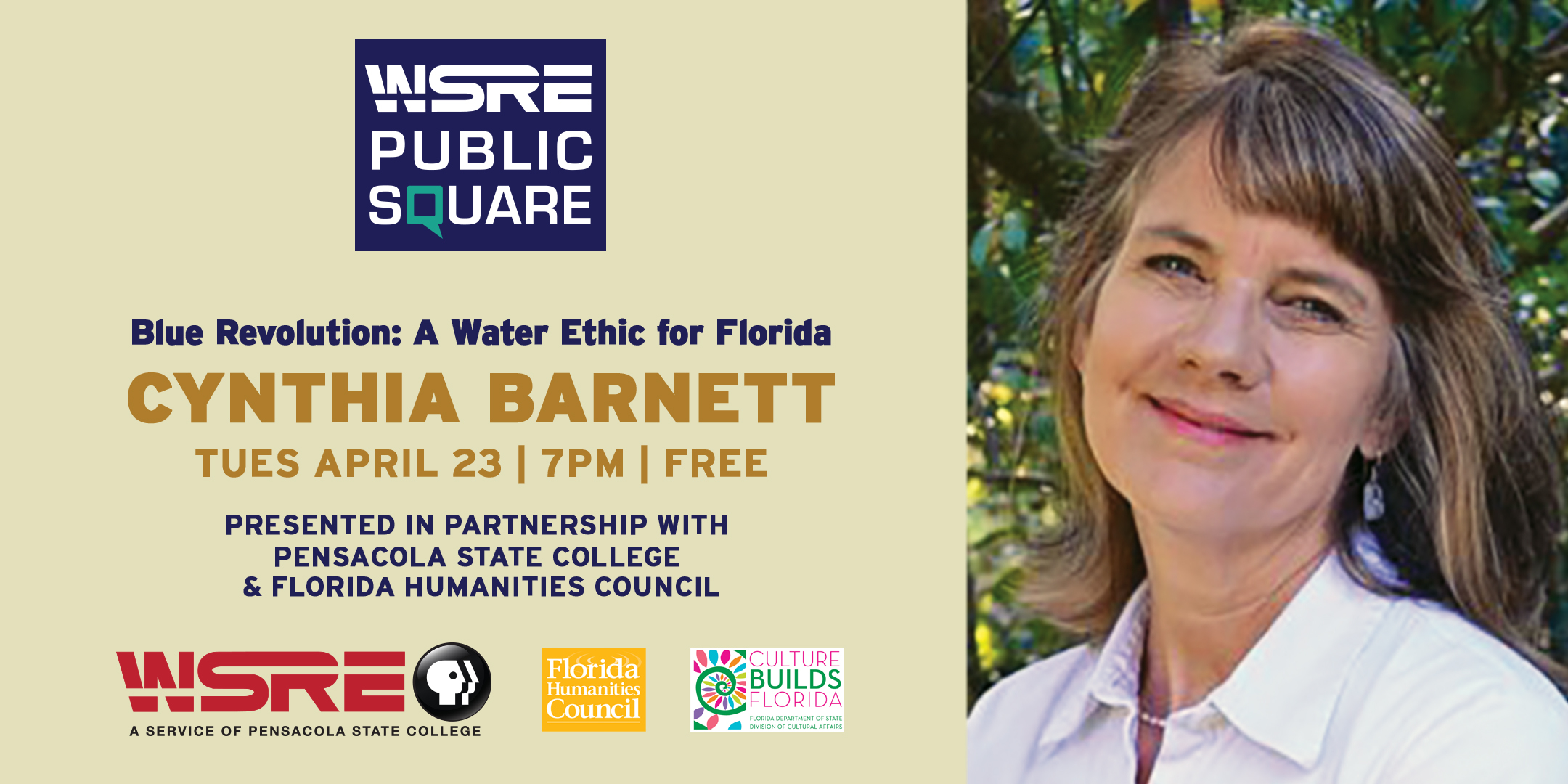 Cynthia Barnett - Blue Revolution: A Water Ethic for Florida