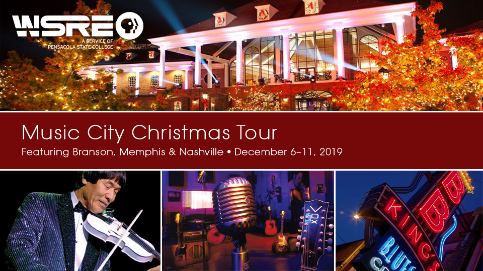 MUSIC CITY CHRISTMAS TOUR