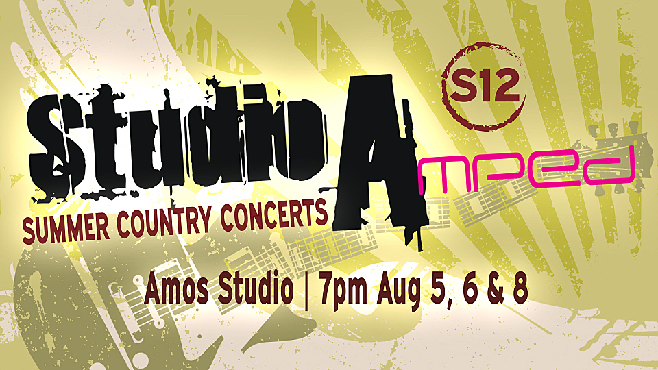 StudioAmped Summer Country Concerts