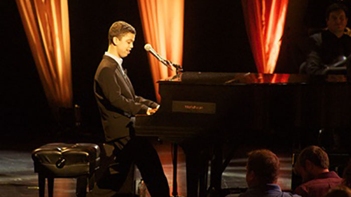Ethan Bortnick Live in Concert