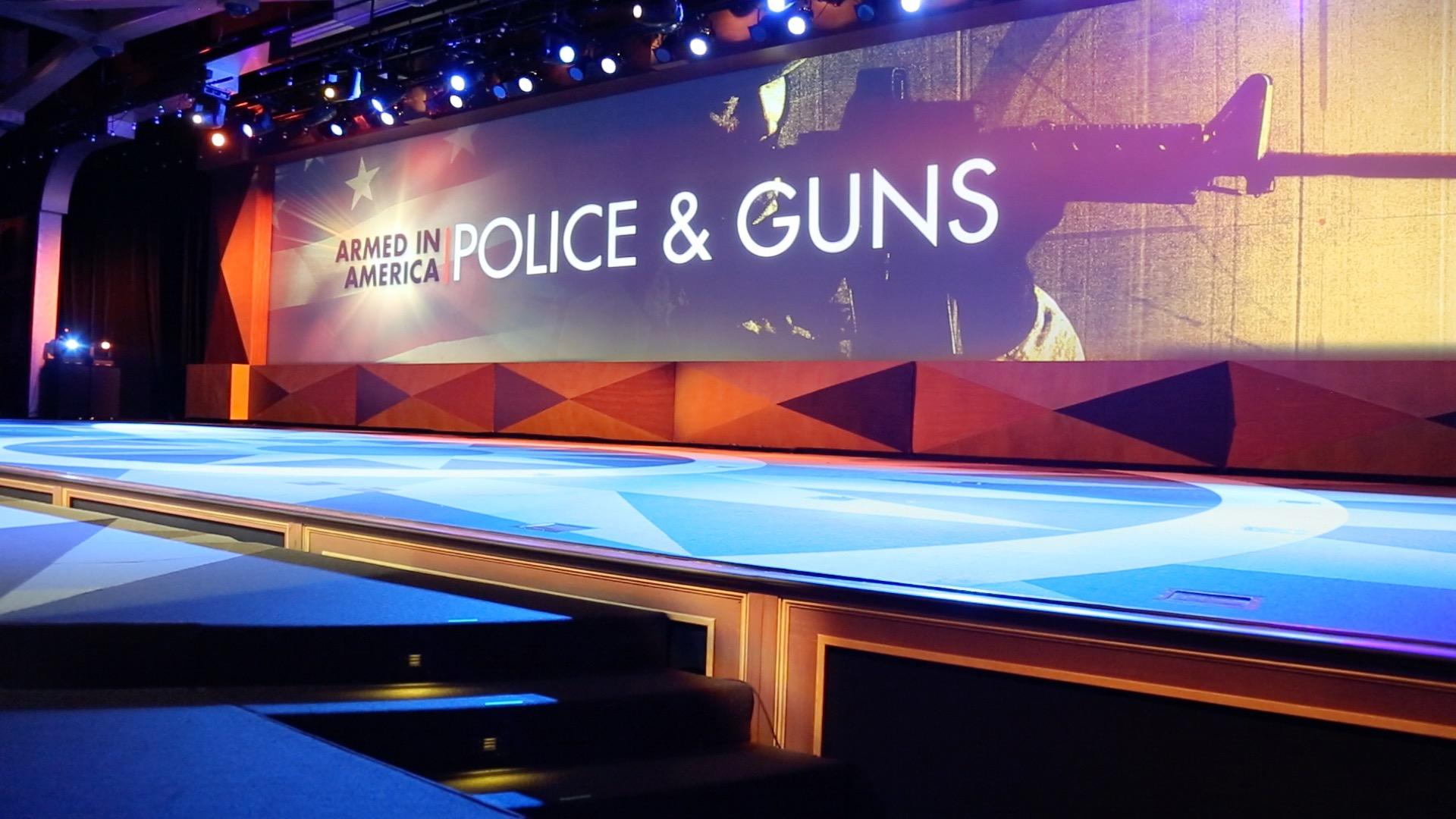 Armed in America: Police & Guns