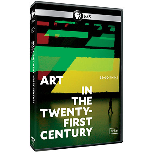 Purchase Art21 on DVD