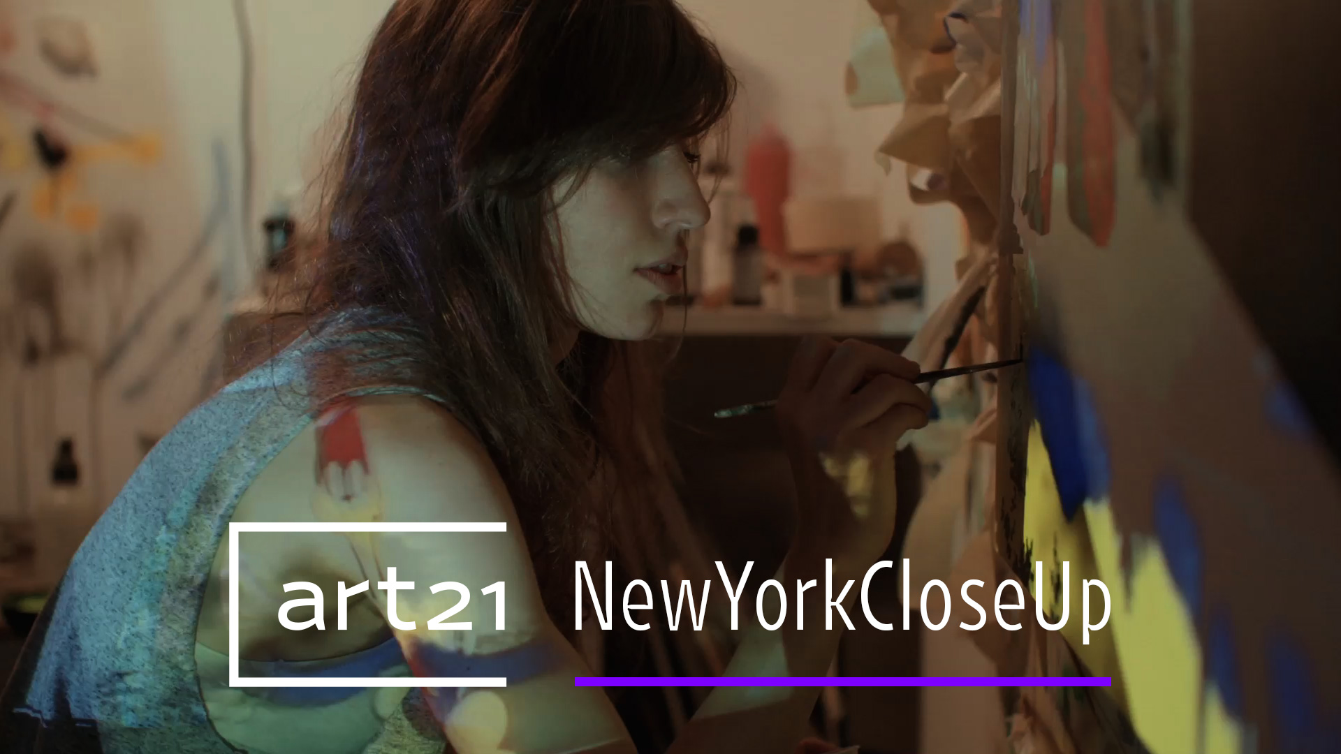 New York Close Up (Art21.org)