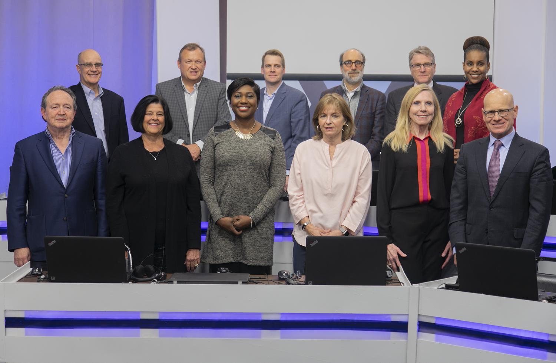 DPTV Board Members 2019