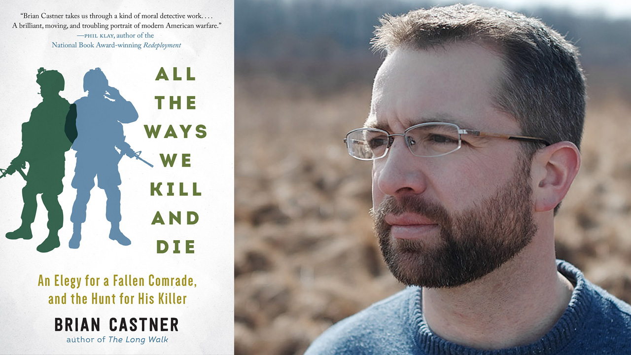 Brian Castner & Phil Klay Interview  | 2016 AWP Conference