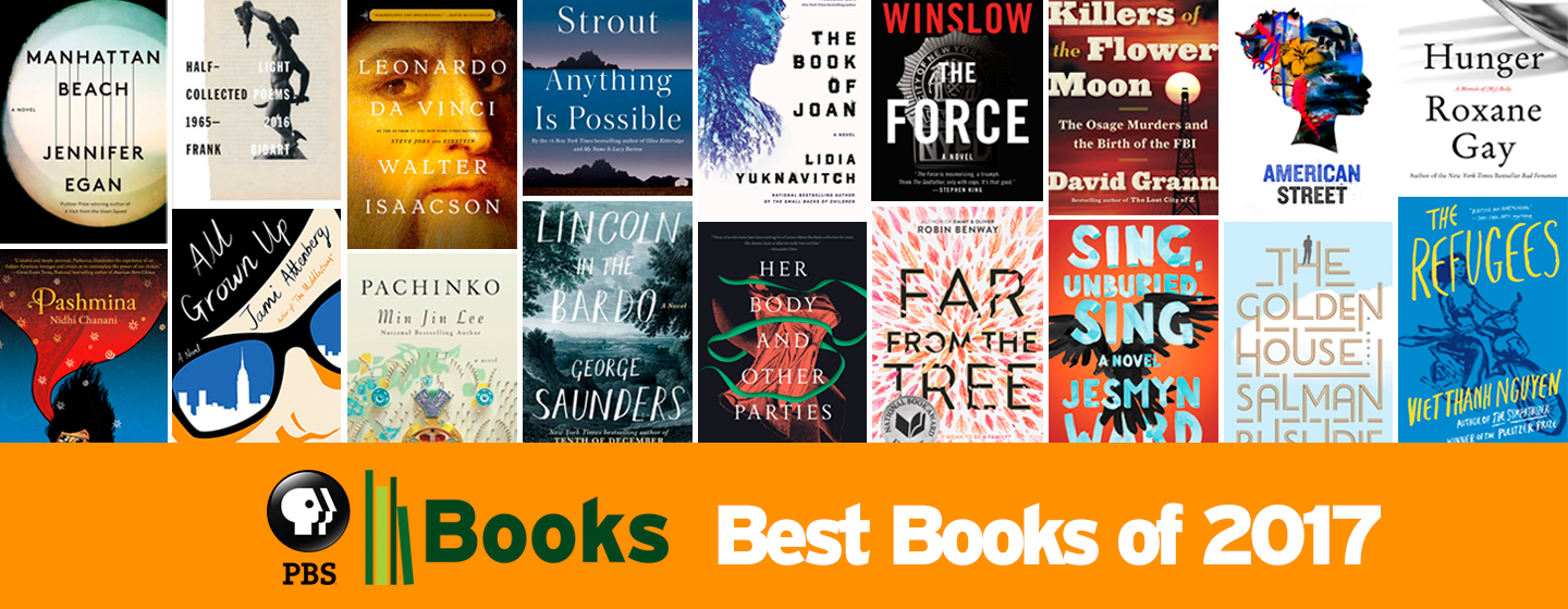 Best Books of 2017 | Book View Now | Miami Book Fair