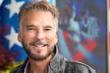 Kenny Loggins poses for a photo onstage during <em>A Capitol Fourth</em> rehearsal at the U.S. Capitol, West Lawn, on July 4, 2016 in Washington, DC.