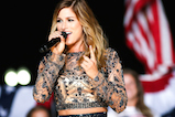 Country music star Cassadee Pope performs at <em>A Capitol Fourth</em> concert at the U.S. Capitol, West Lawn, on July 4, 2016 in Washington, DC.