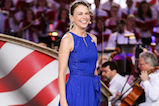 Sutton Foster performs at <em>A Capitol Fourth</em> concert at the U.S. Capitol, West Lawn, on July 4, 2016 in Washington, DC.
