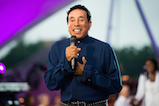 Smokey Robinson performs at <em>A Capitol Fourth</em> concert at the U.S. Capitol, West Lawn, on July 4, 2016 in Washington, DC.