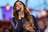 Alisan Porter, Season 10 winner of The Voice, performs at <em>A Capitol Fourth</em> concert at the U.S. Capitol, West Lawn, on July 4, 2016 in Washington, DC.