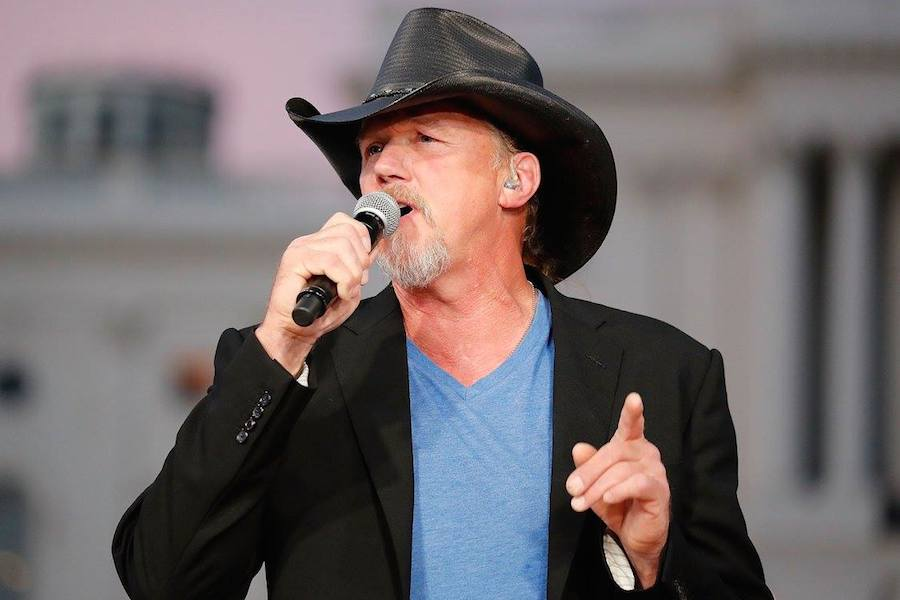 Country music star and Grammy-nominated member of the Grand Ole Opry Trace Adkins performs at <em>A Capitol Fourth</em> at U.S. Capitol, West Lawn on July 4, 2017 in Washington, DC. (Photo by Paul Morigi/Getty Images for Capital Concerts)